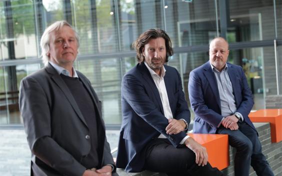 Marc Visch, Jan Müller en René van Zanten over de toekomst van lokale media
