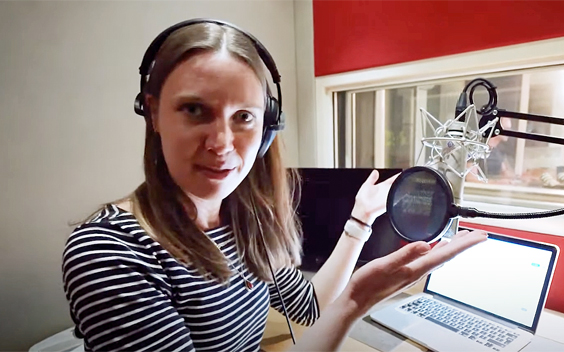 Behind the Scenes: Hoe maak je een podcast?