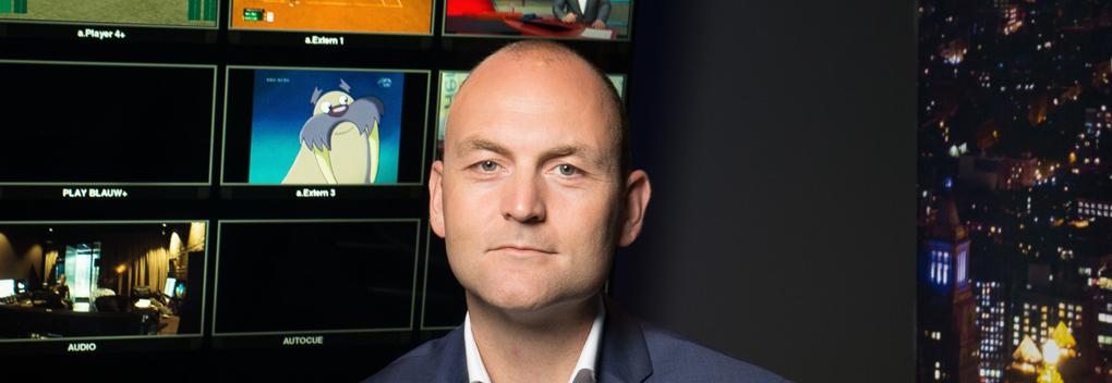 """Ralf van Vegten: """"Media Park perfecte locatie voor NEP-innovatiehub"""""""