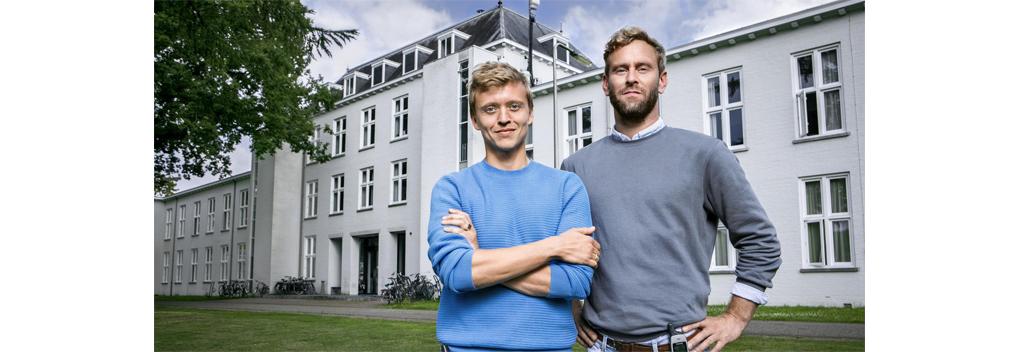 Tim den Besten en Nicolaas Veul maken 100 dagen in je hoofd