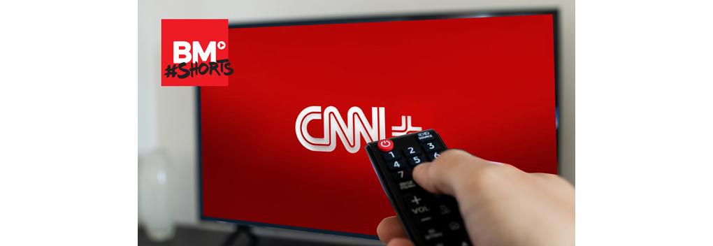 BM #Shorts: De nieuwe nieuwsjas van CNN+