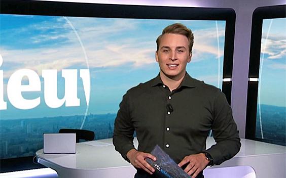 Boyan Ephraim nieuwe presentator RTL Ontbijtnieuws