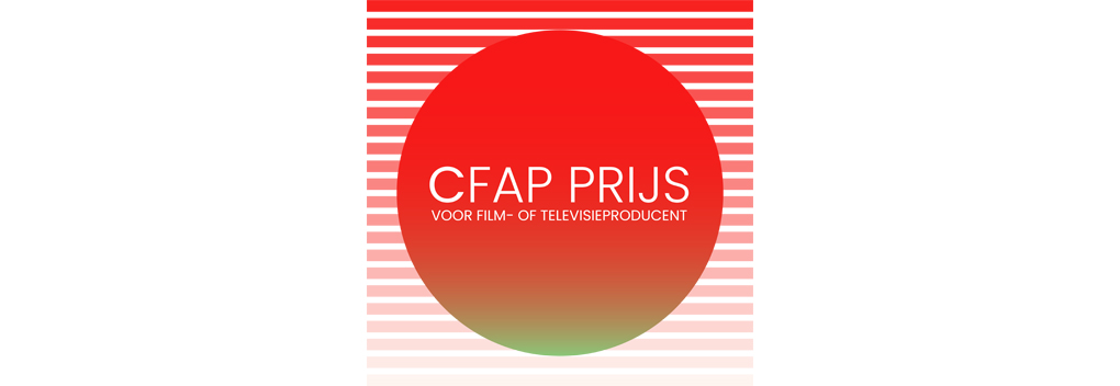 Nominaties CFAP Prijs voor film- en televisieproducenten bekend