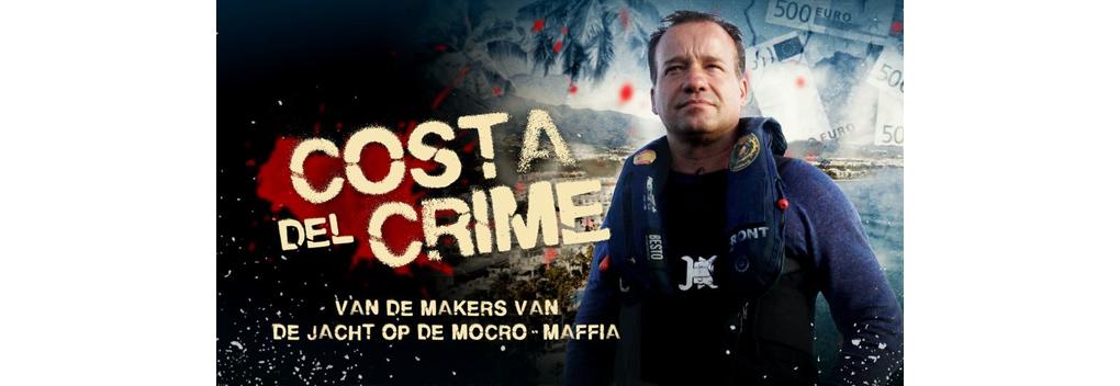 Documentaireserie Costa del Crime bij Videoland