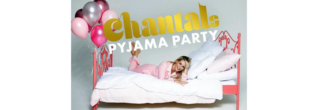 Nieuw seizoen Chantals Pyjama Party bij RTL 4