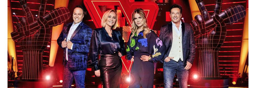 ITV Studios produceert nieuw seizoen The Voice Senior