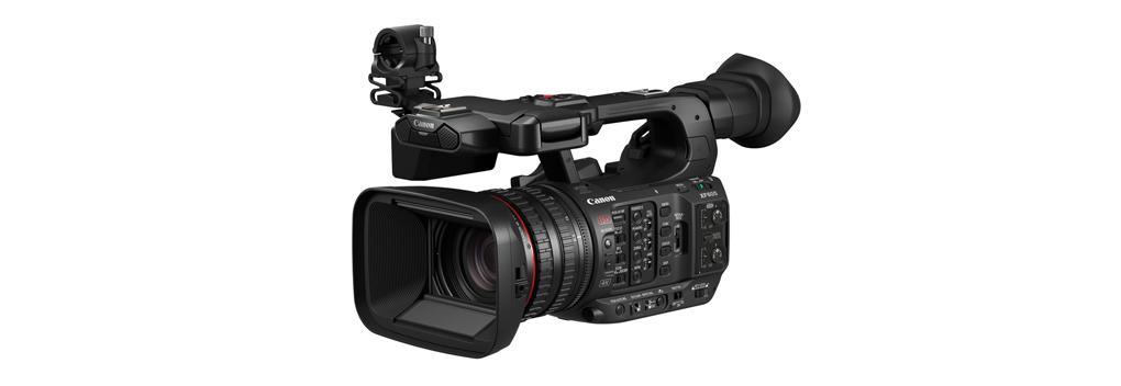 Canon lanceert XF605 4K-videocamera