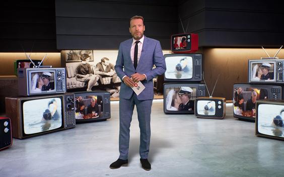 Drie NOS-programma's over 70 jaar tv