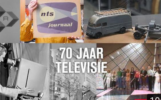 Collectieverhaal over 70 jaar televisie