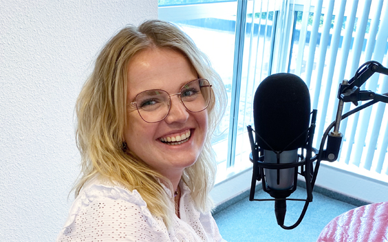 Esmée Söllner, Lokale Omroep Assen