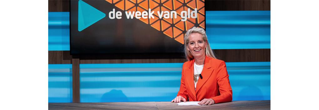 Linda Geerdink nieuwe presentatrice De Week van Gelderland