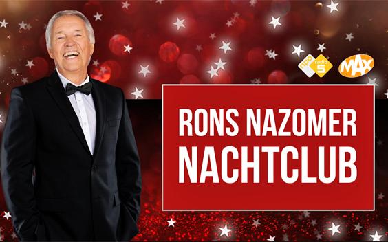 Ron Brandsteder presenteert Rons Nazomer Nachtclub op NPO Radio 5