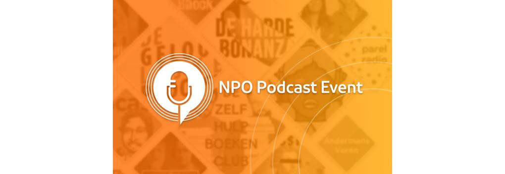 NPO Podcastevent in TivoliVredenburg