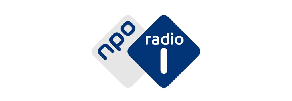 Nieuwe pay-off voor NPO Radio 1