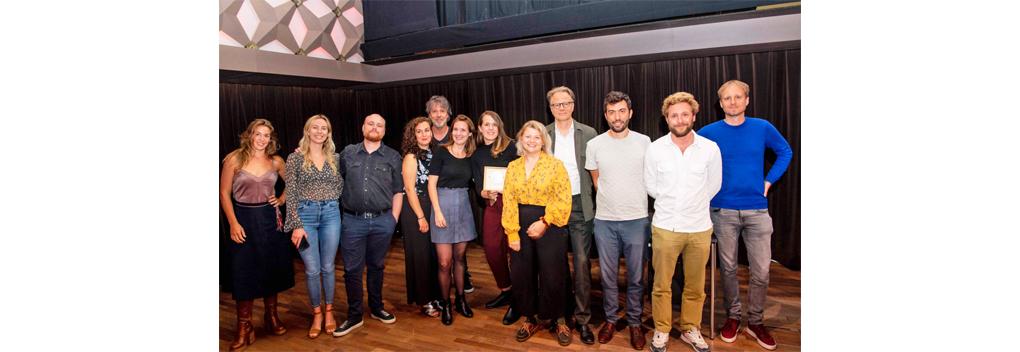 NRC Podcasts winnaar Zilveren Reissmicrofoon 2021