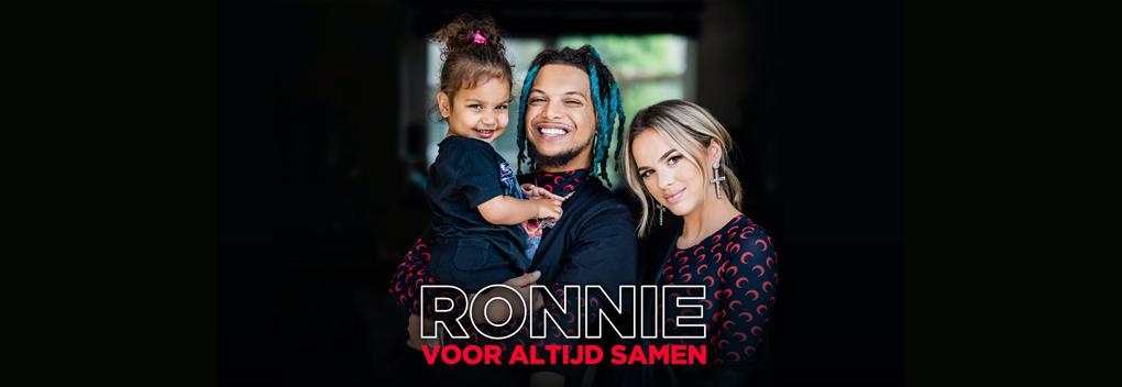 Trailer van realityserie Ronnie: Voor Altijd Samen