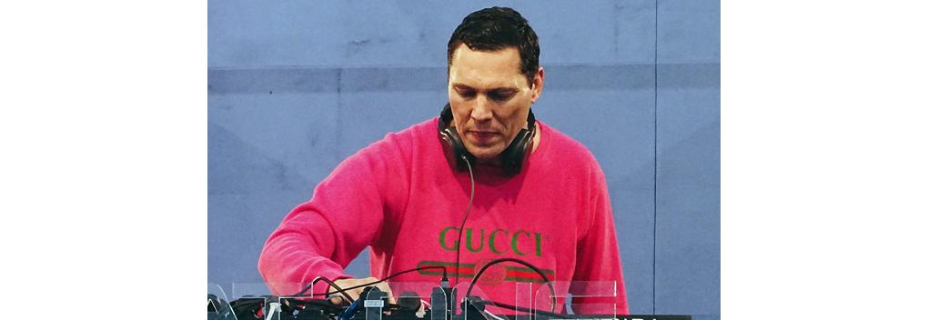 Tiësto sluit Grand Prix in Zandvoort zondag af met optreden