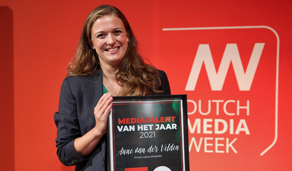 Anne van der Velden
