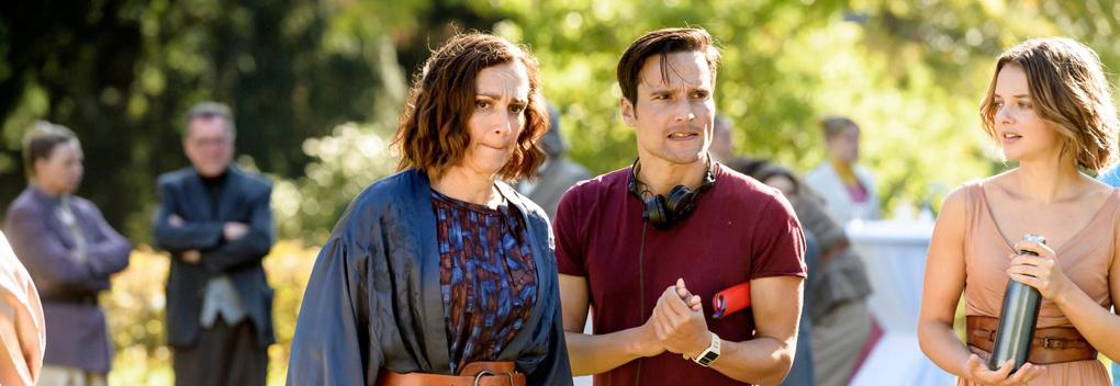Opnames Vlaams-Nederlandse serie Arcadia gestart