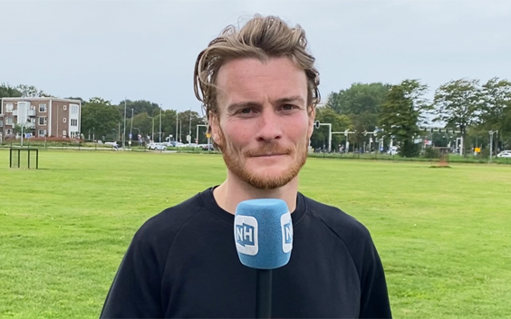 Michael van der Putten, Videojournalist in Haarlem